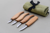Osnovni set rezbarskih nožev S07
