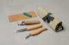 Set rezbarskih nožkov in žličarja S13