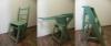 Preklopni stol v lestev (1)