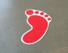 Protizdrsne samolepilne stopalke